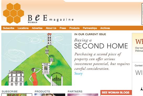 Bee Woman Magazine