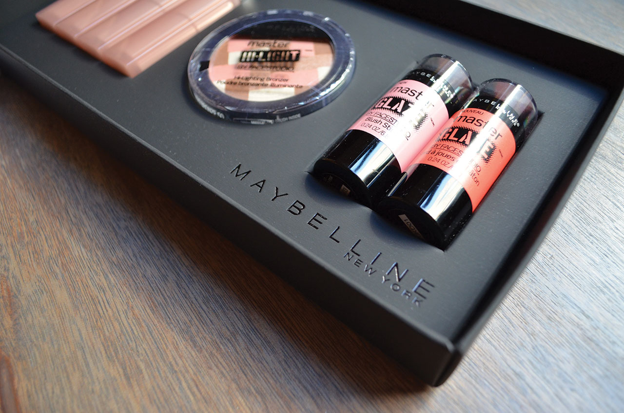 Maybelline – Fashion X Hollywood box