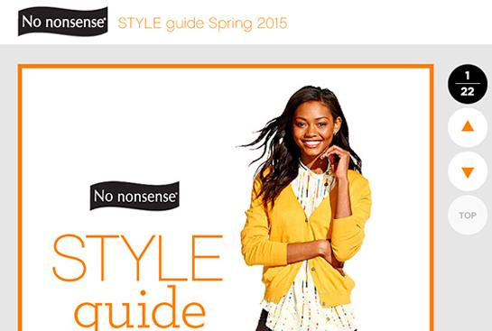 Nononsense Style Guide