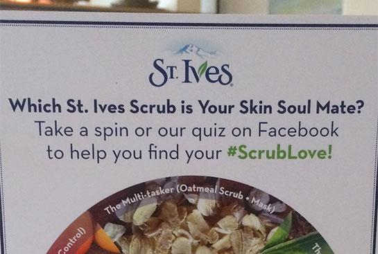 St. Ives Scrub Spinner